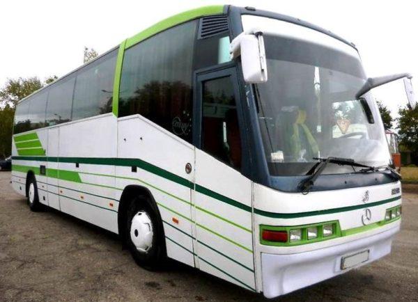 автобус под заказ Полтава