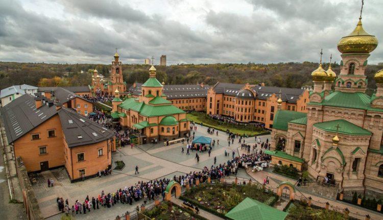Голосіївський монастир екскурсія з Полтави