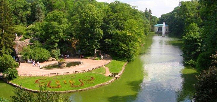 Поездки в Умань (Софиевский парк и Букський каньйон)