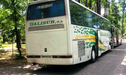 Заказ автобуса 55 мест