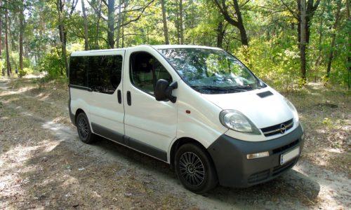 микроавтобус в Полтаве