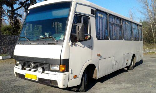 Заказать автобус 30 мест в Полтаве
